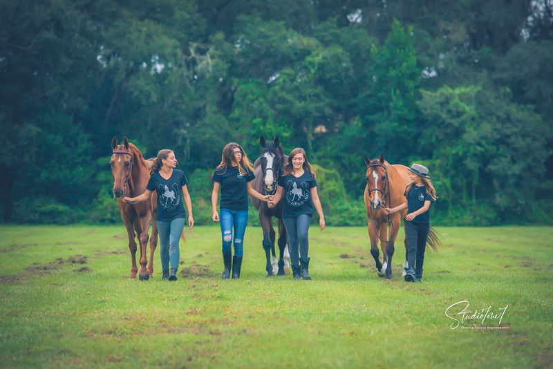 Group Events at Licciardello Stables in Lutz, Florida